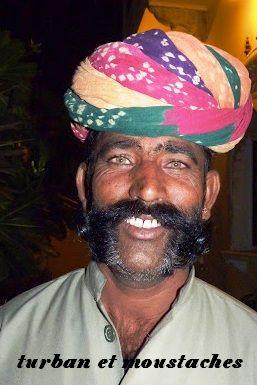24 turban et moustaches