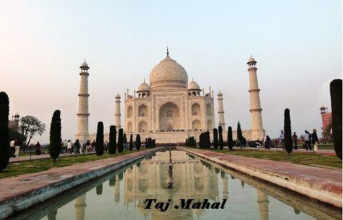36 Taj Mahal