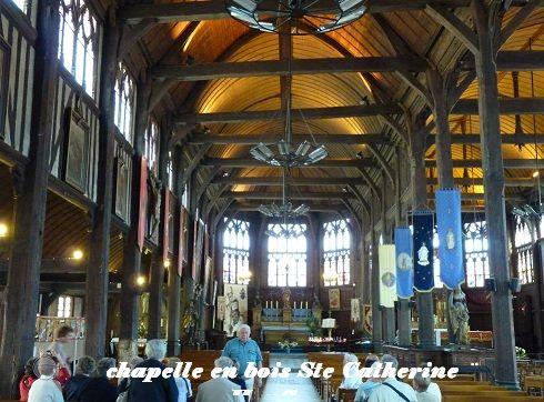 chapelle Ste Catherine Honfleur