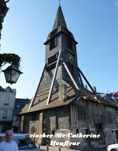 clocher Ste Catherine Honfleur