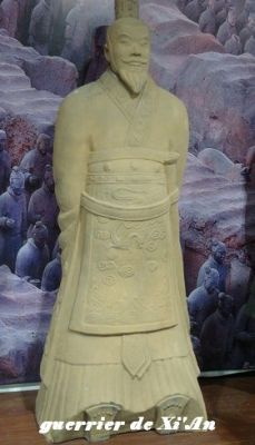 guerrier de Xi'Anbis