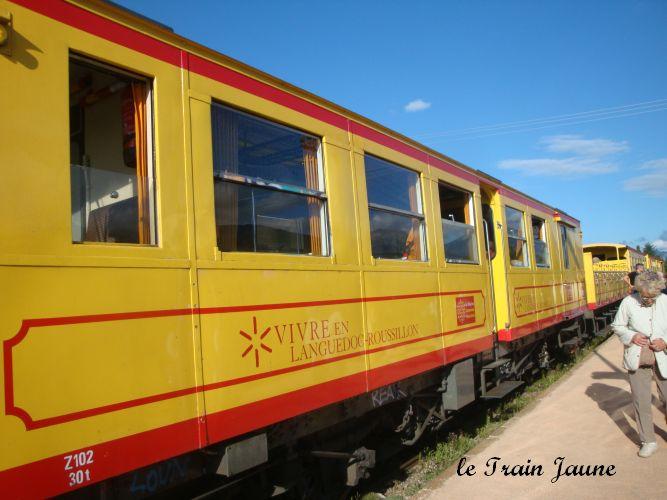 01 train jaune