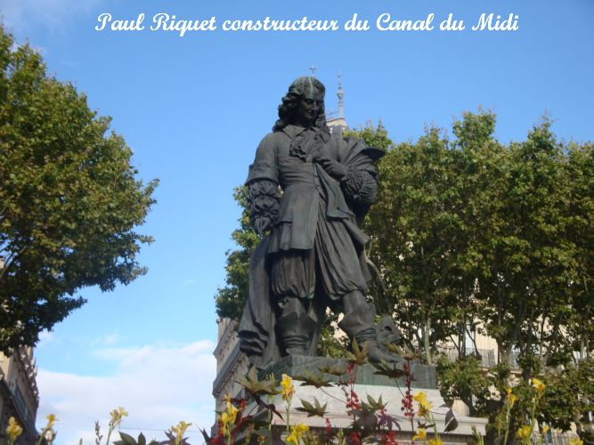 03 Paul Riquet constructeur canal du Midi