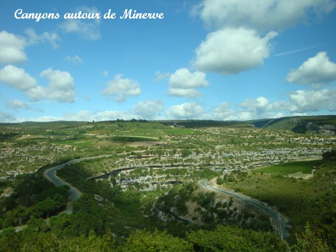 04 canyons de Minerve