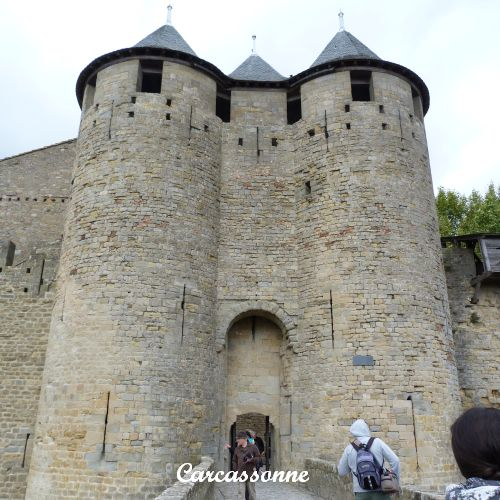 06 Carcassonne château