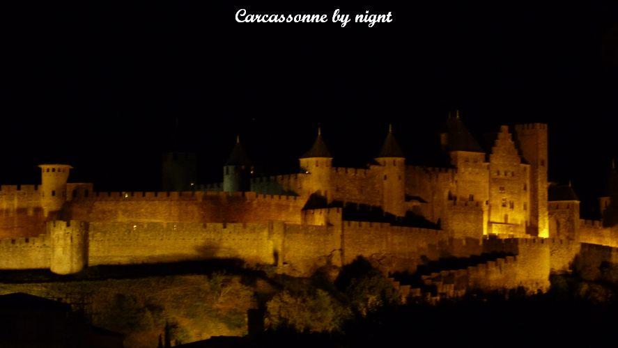 06 Carcassonne nuit