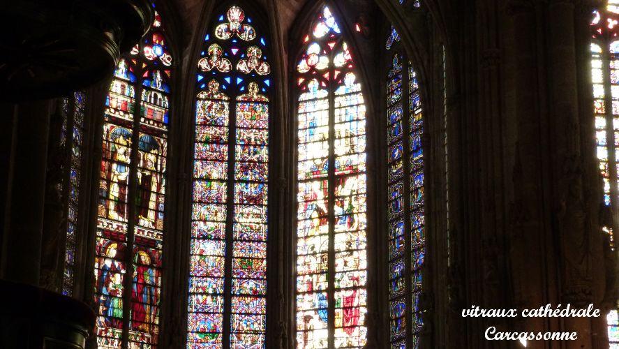 06 Carcassonne vitraux