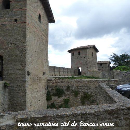 06 carcassonne tours romaines