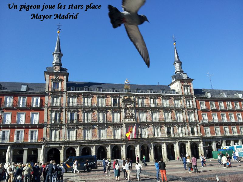 Madrid plaza Mayor 2
