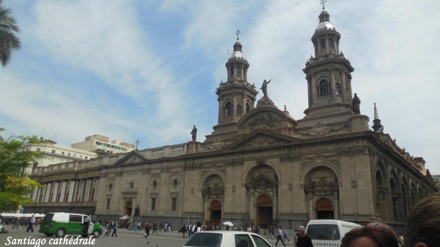 santiago cathedrale