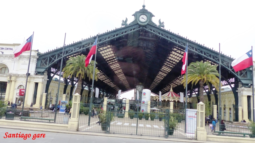santiago gare