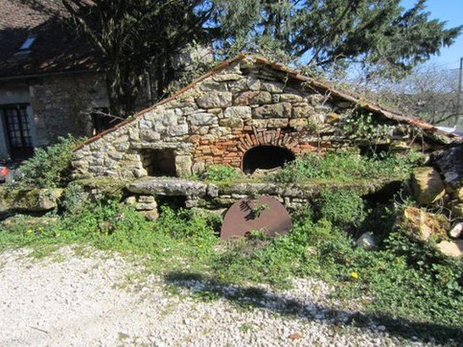 Le four à pain à St Rabier