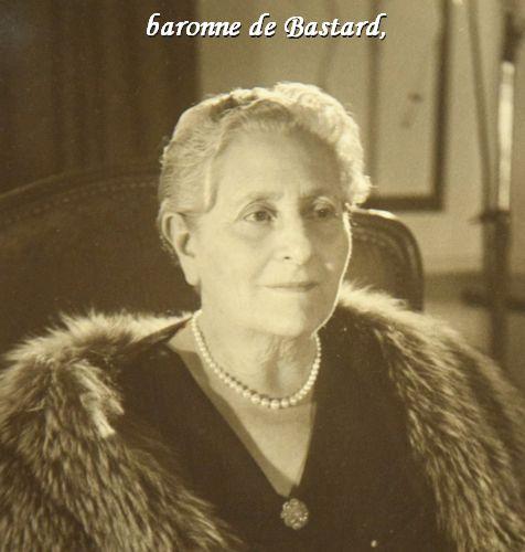 019 hautefort baronne de Bastard