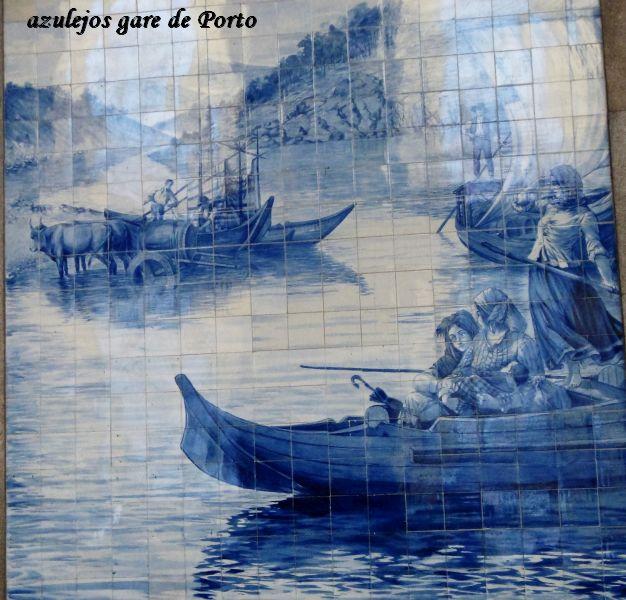 03 azuleros gare de Porto