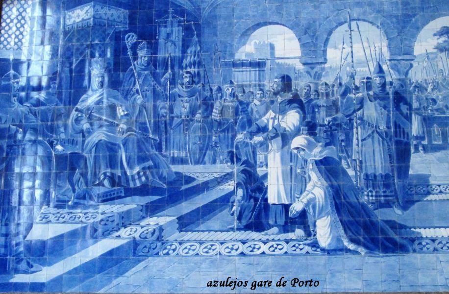 04 azuleros gare de Porto