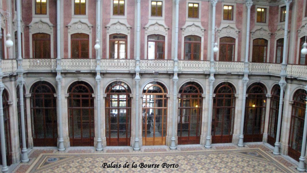 07 entrée palais Bourse Porto