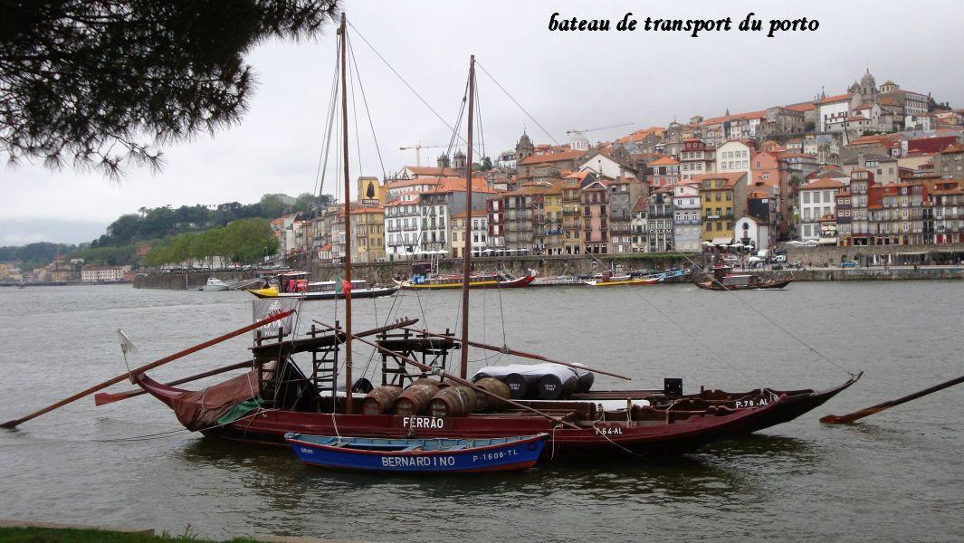 11 bateau transport porto