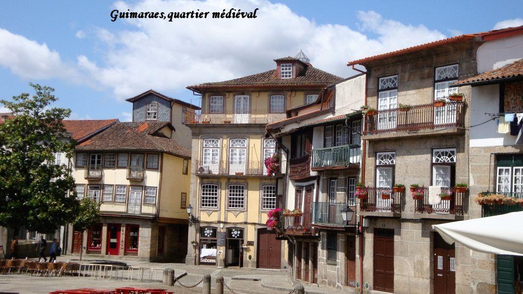 15 Guimaraes quartier médiéval