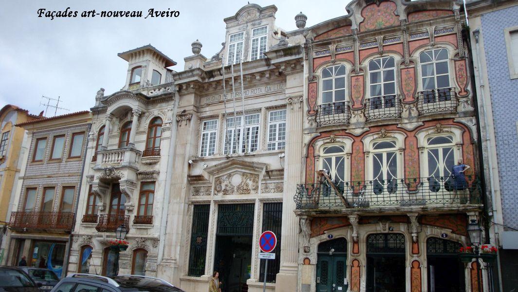 32Aveiro façades art-nouveau