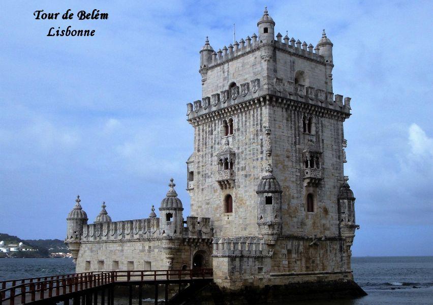 52 tour de Belem Lisbonne