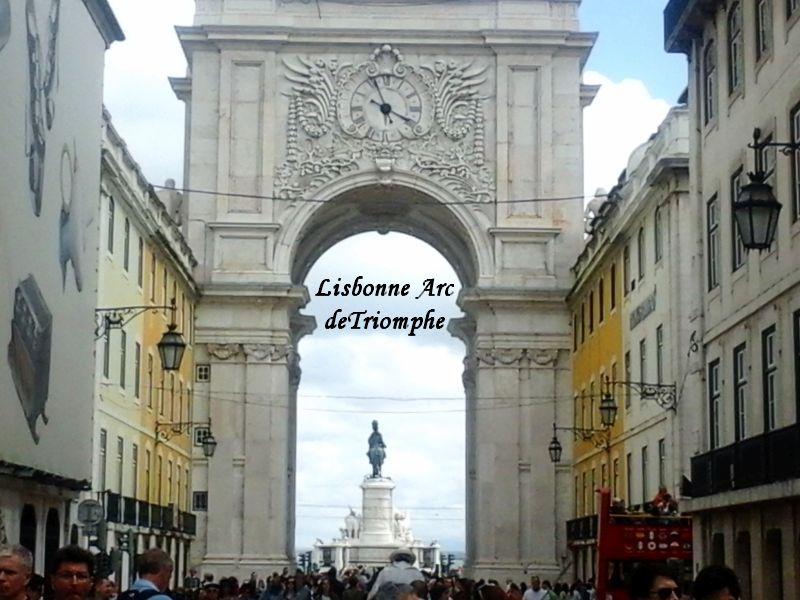 62 arc de triomphe Lisbonne