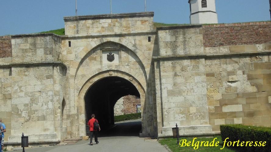 belgrade-forteresse