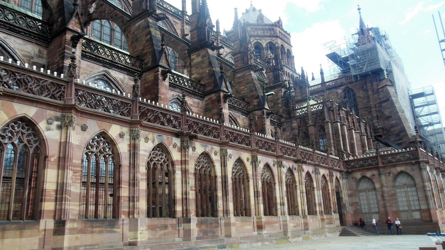 strasboug-cathedrale