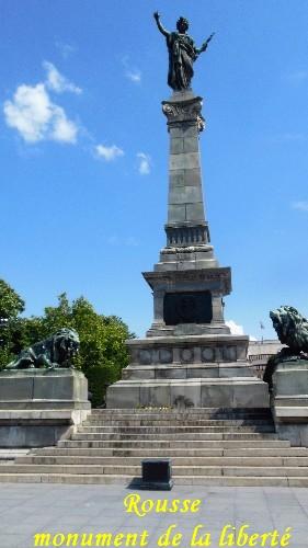 rousse-monumentdelaliberte