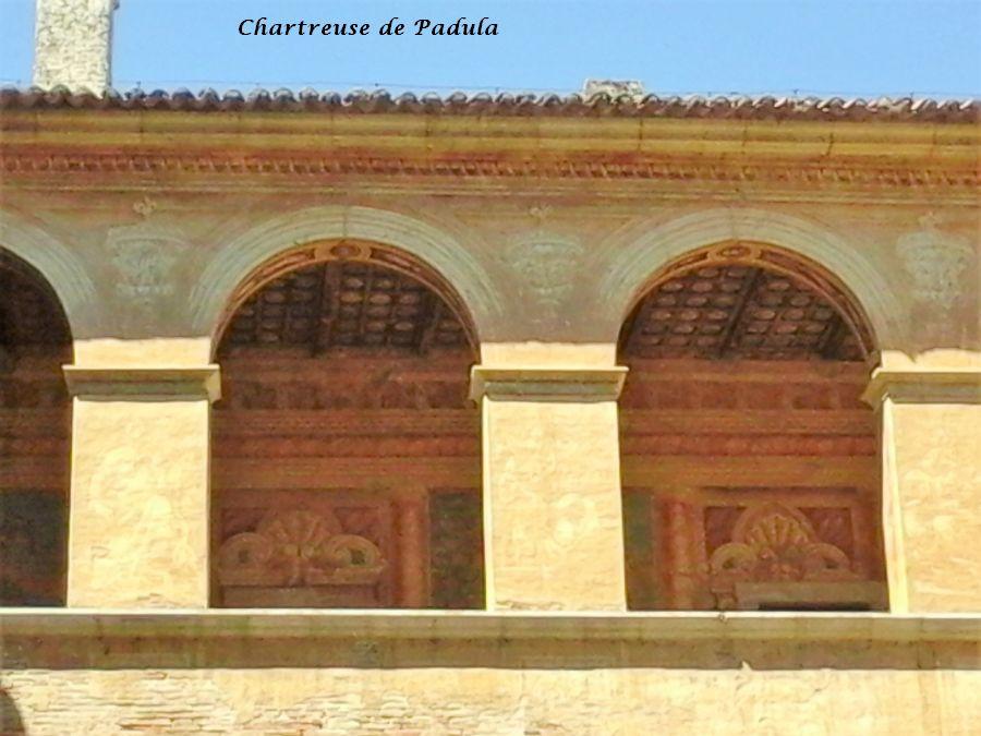 02 chartreuse Padula murs intérieurs ornés