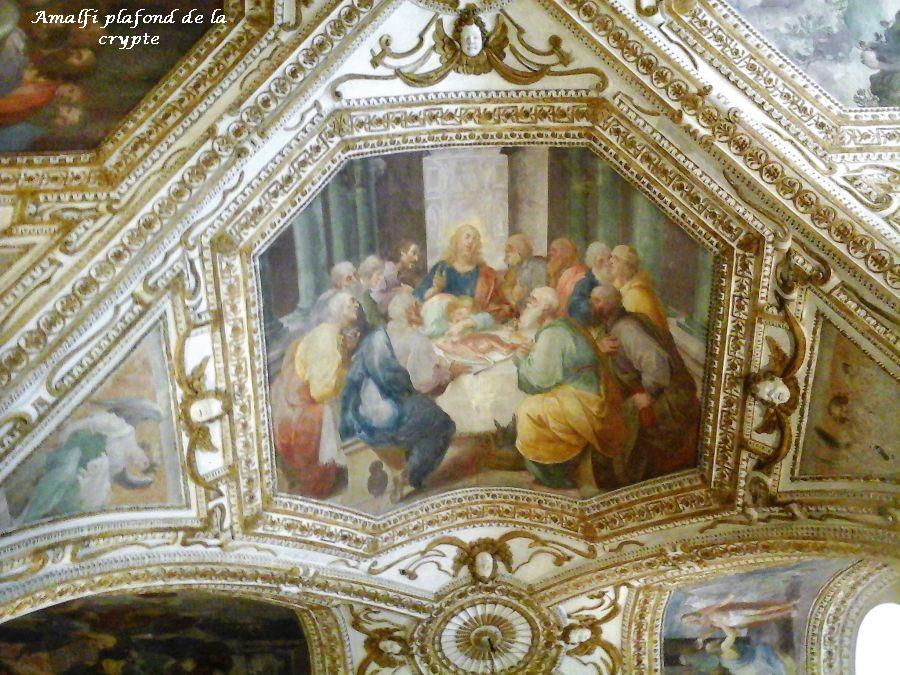 13 crypte église Amalfi