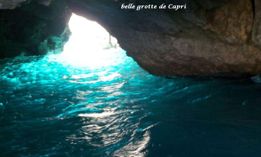 14 grotte Capri