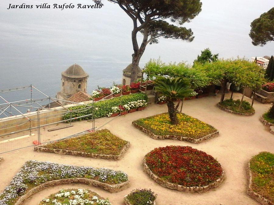 20 Ravello jardins villa Rufolo