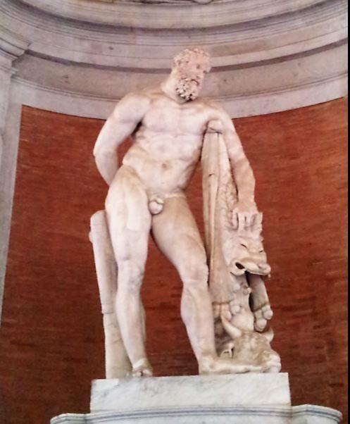 02 Hercule pamais royal Caserte