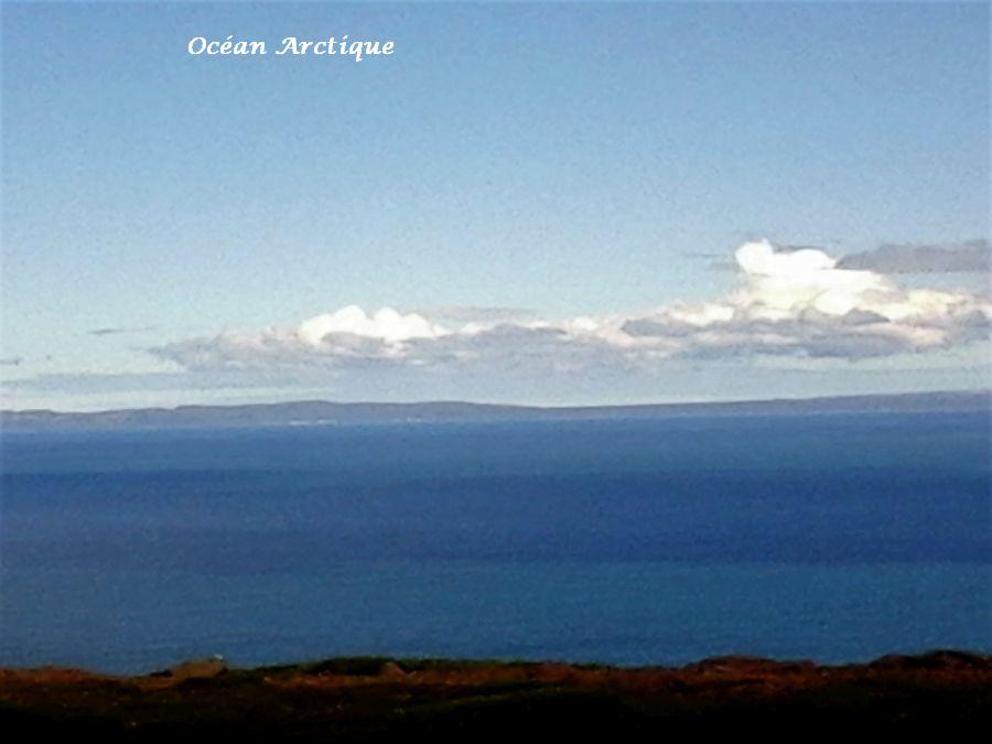 01 océan arctique eau bleue
