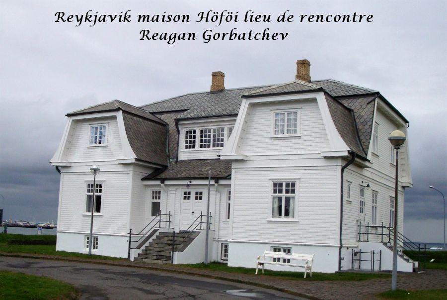 011 maison Höföi rencontre Reagan Gorbatchev