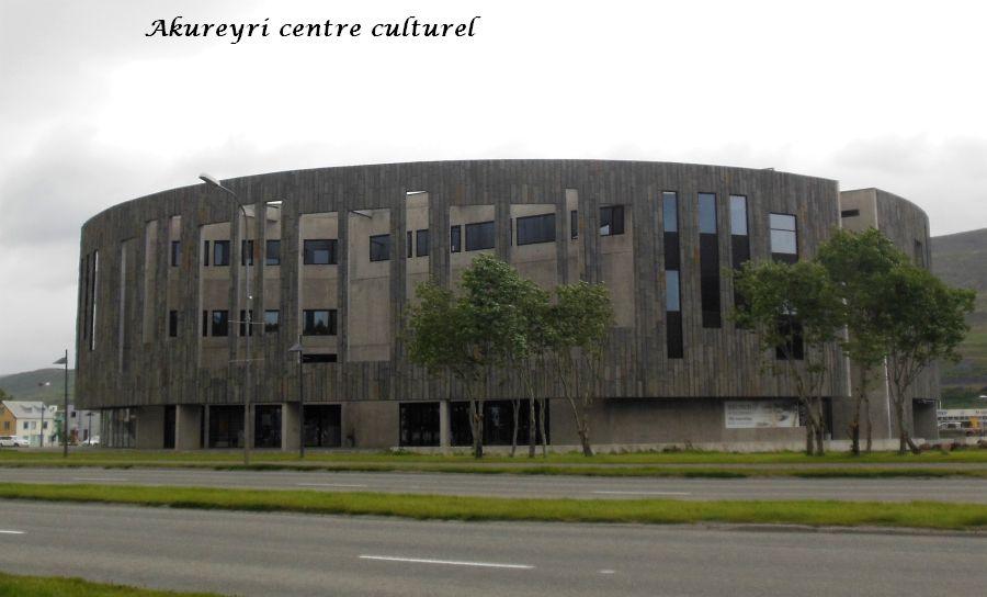 08 centre culturel Akureyri