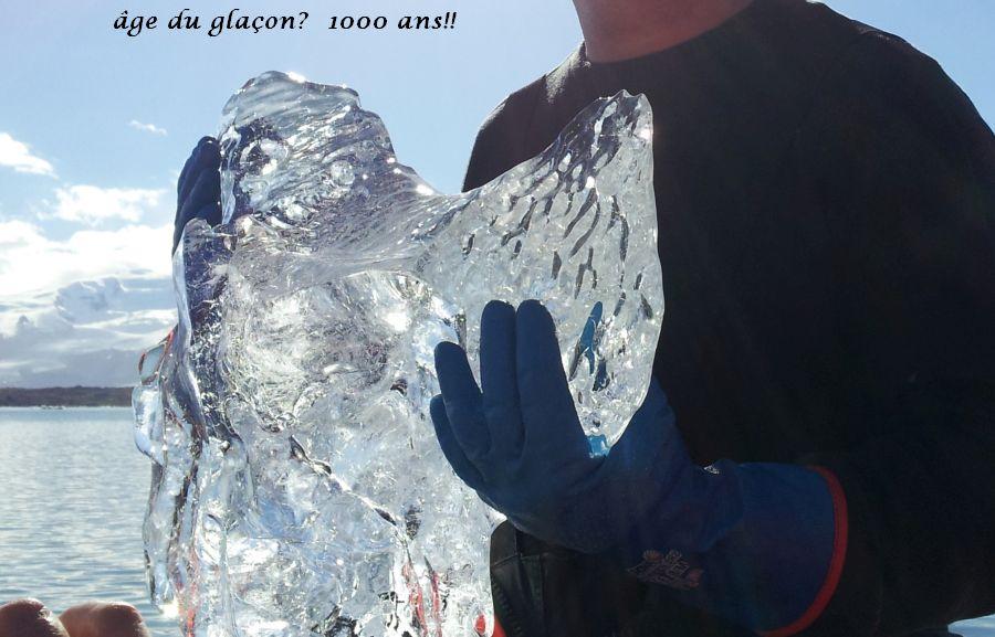 11 glace de 1000 ans