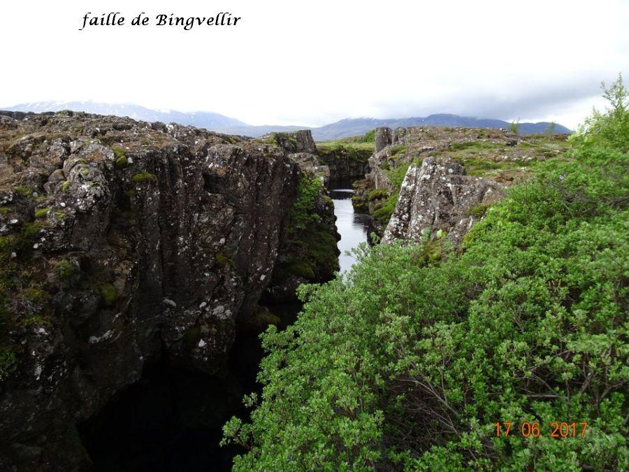12 faille Bingvellir