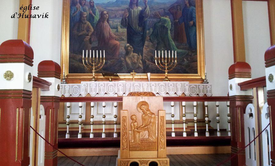 13 église Husavik