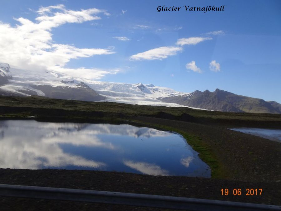 14 glacier miroir