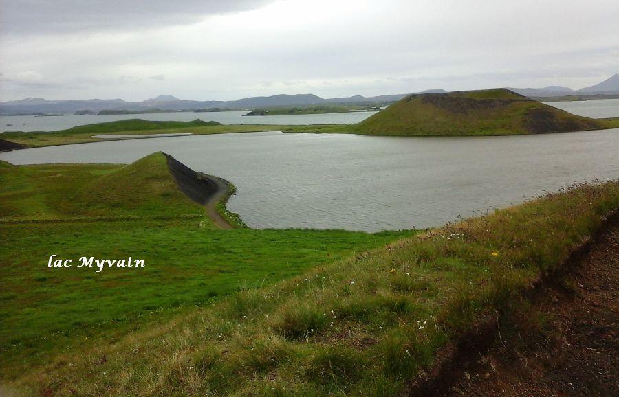 17 lac Myvatn