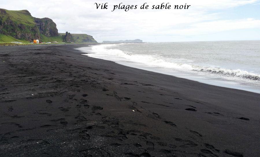 22 plage sable noir Vik
