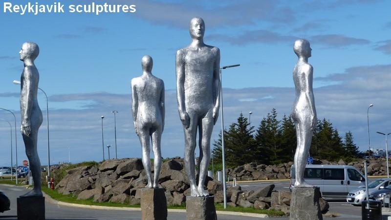 reykjavik-sculptures