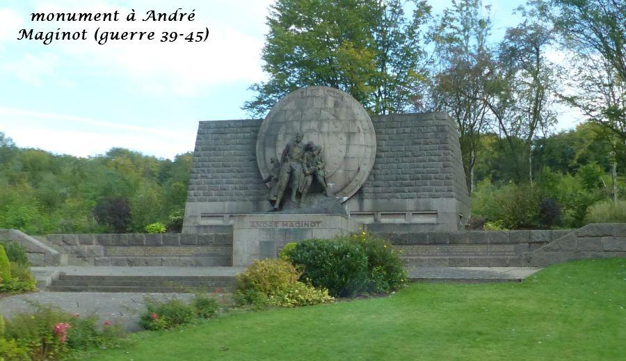 42 P1050645 42 monument homage à André Maginot guerre 39 45