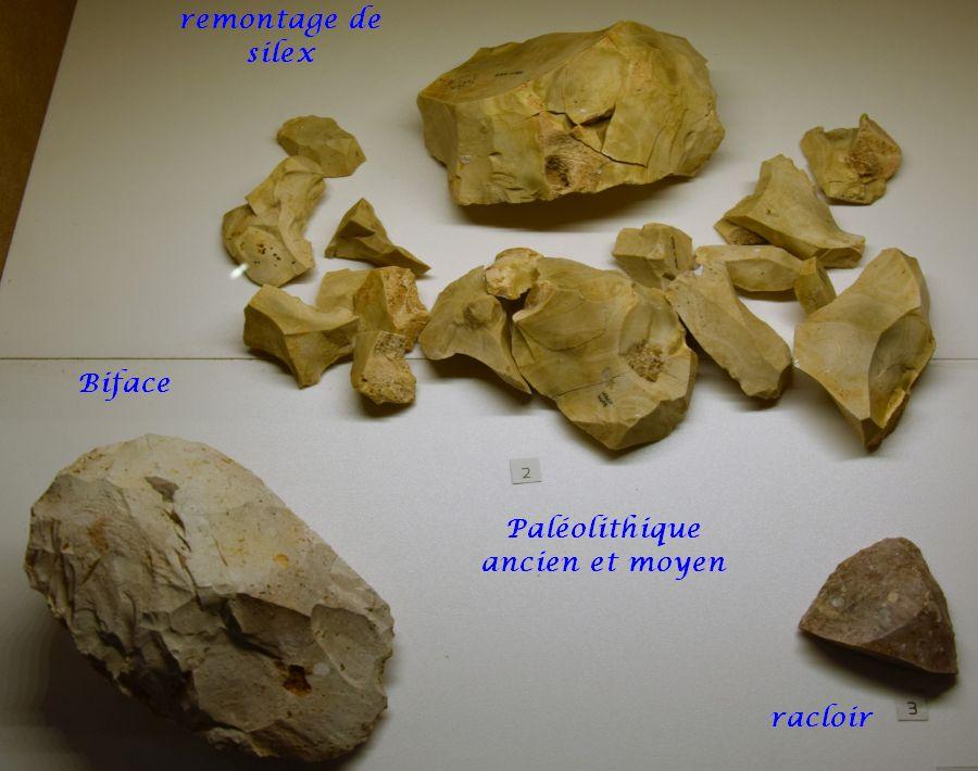 01 Paléolithique ancien