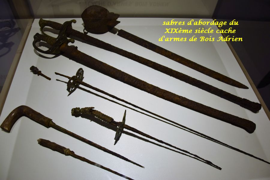 37 sabres abordage