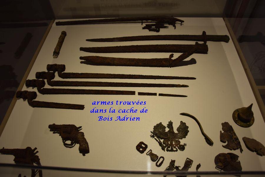 40 armes