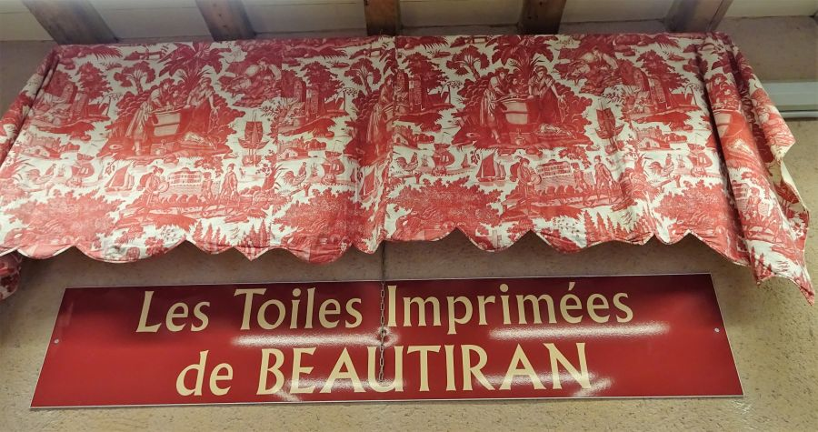 024 toiles Beautiran