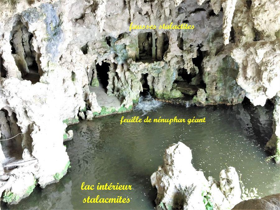 15 fauses stalacmites et stalactites