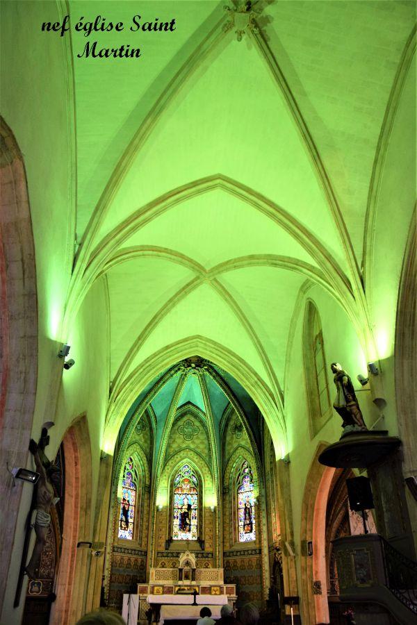 18 nef église Saint Martin